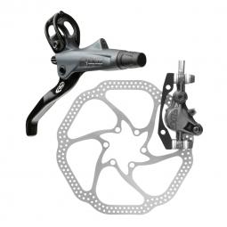 2013 Avid Elixir 7 Carbon Disc Brake Rear Grey 160mm HS1 PM / IS