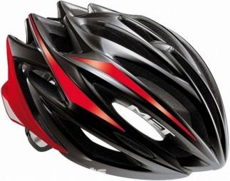 MET ESTRO 2013 Helmet Black / Red