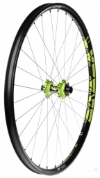 DT SWISS TRICON FX1950 Black Front Wheel Drive 6TR 26'' 20 mm Tubeless