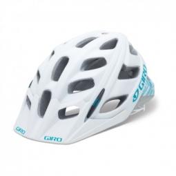 GIRO HEX Helmet Matte White Turquoise