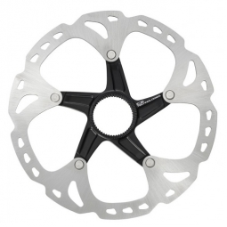Disque de frein shimano deore xt sm rt81 centerlock noir 160 mm