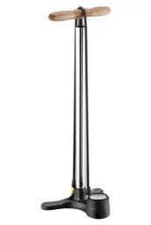 LEZYNE Floor Pump FLOOR FLOOR TECH DRIVE Silver