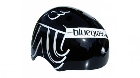 Casque bol Bluegrass BOLD Noir Brillant