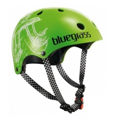 BLUEGRASS 2012 Helmet Bowl BOLD Green