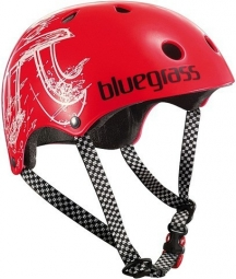 BLUEGRASS BOLD Red 2012 Helmet Bowl