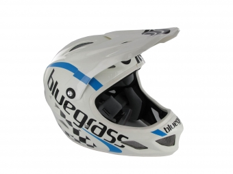 BLUEGRASS EXPLICIT WRC 2013 Helmet White