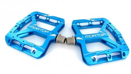 MORTOP Paire de Pédales 617 Bleu