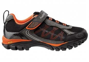 Chaussures VTT Northwave MISSION 2012 Noir Orange