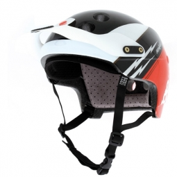 URGE 2013 Helmet ENDUR-O-MATIC FLASH RACING Red