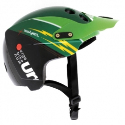 Casco Urge Endur-O-Matic Luxe verde