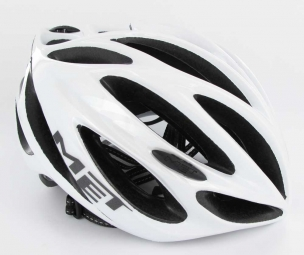 Casco Met INFERNO Blanco
