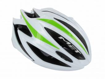 MET ESTRO 2012 Helmet White / Green