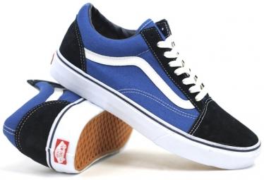 vans chaussures old skool navy taille 44 5 us 11 0