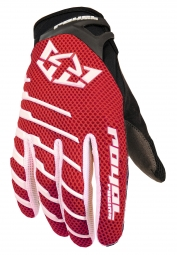 ROYAL Gants VICTORY Rouge/Blanc