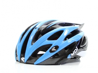 EKOI D25 Road Helmet Black / Blue
