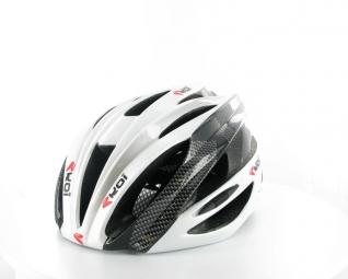 EKOI FAST 20 Road Helmet White Size 55/59 cm