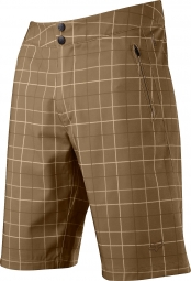 FOX 2012 Short COMBINE DARK KHAKI