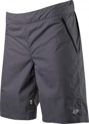 FOX 2012 Short Femme TEMPO Charcoal