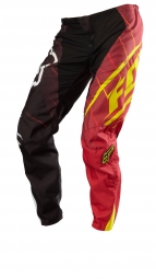 FOX 2012 Pantalon PUSH DH Rouge