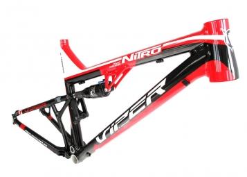 2012 VIPER NITRO Frame 26'' Black / Red FOX RP 23