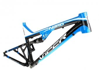 2012 VIPER NITRO Frame 26'' Black / Blue FOX RP 23