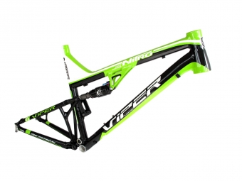 2012 VIPER NITRO Frame Black / Green FOX RP 23
