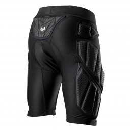 FOX 2012 Short de Protection LAUNCH NOIR