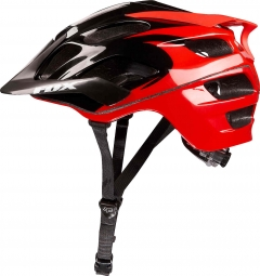 FOX FLUX 2013 Helmet Red