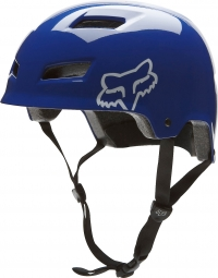 Casque bol Fox TRANSITION HARD SHELL Bleu