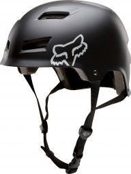 Casco bol Fox TRANSITION Negro mate