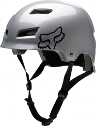Casque bol Fox TRANSITION Silver