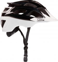 Casque Fox STRIKER 2013 Noir Blanc