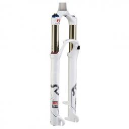 ROCKSHOX 2012 SID RCT3 100mm fork TAPER 9mm Offset White 29''
