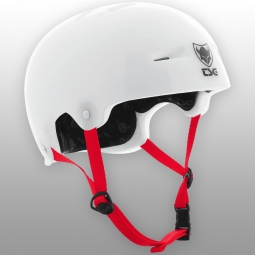 Casque bol Tsg EVOLUTION SPECIAL MAKEUP Clear white