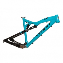 YETI 2012 Cadre ASR 5 26'' Taille M Alu Noir / Turquoise   RP2