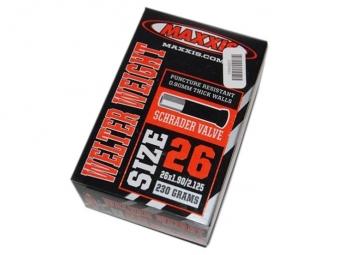 MAXXIS Chambre à Air Welter Weight 20 x 1.9/2.125 Valve Schrader
