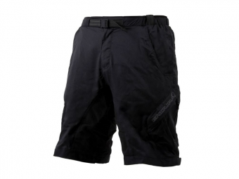 ENDURA Short HUMMVEE LITE BAGGY SHORT Noir