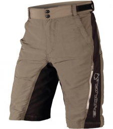 ENDURA Short SINGLETRACK SHORTS II Olive Green