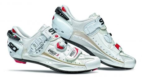 Chaussures Route Sidi ERGO 3 Blanc Verni