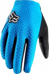 FOX Gants ATTACK 2012 BLUE