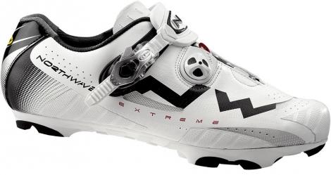 Chaussures VTT Northwave Extrem Tech Mtb Sbs Blanc