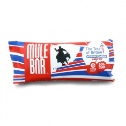 MULEBAR Barre Energétique SUMMER PUDDING (Framboise-Cassis-Cranberries) 56g