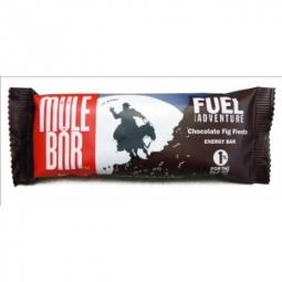 MULEBAR Barre Energétique CHOCOLAT FIG FIESTA (Figue-Choco) 56g
