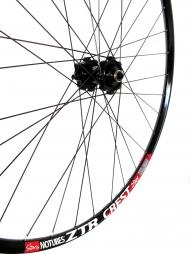 HOPE Hoops Front Wheel 29'' ZTR CREST Hub PRO 2 EVO Straigt Pull 9/15mm Black