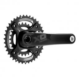 sram pedalier x0 bb30 2 2 2013 noir 39 26 175 mm 10v sans boitier