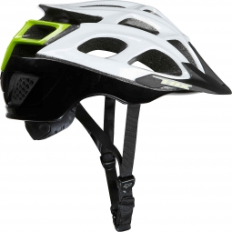 Casco Fox STRIKER 2013 Blanco Verde