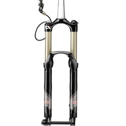 ROCKSHOX 2012 Fork REVELATION XX Xloc 26'' 2 positions 120-150mm 15mm Tapered 1/8-1.5 1'' Black''