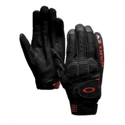 OAKLEY HAND RATCHET Noir Rouge taille S