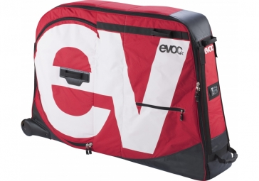 EVOC Sac Vélo TRAVEL BAG 280 l Rouge
