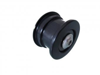 DM3 Roulette Antidéraillement ENDURO Light 3 Plateaux Noir